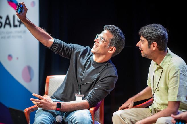 Vikram and Varun taking a selfie.jpg