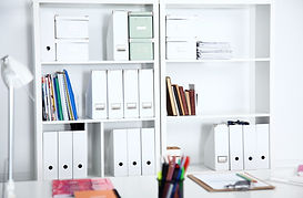 LES CHOSES EN ORDRE, Organisation du bureau et des papiers