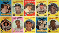Most-Valuable-1959-Topps-Baseball-Cards.