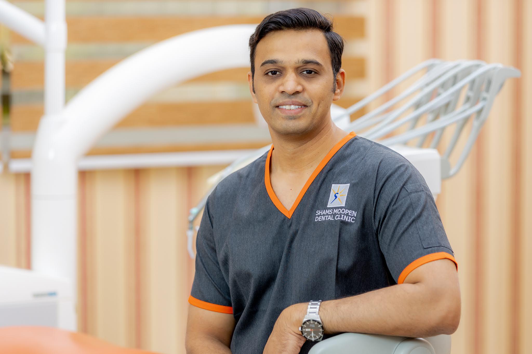 Dr Noushad Moopan