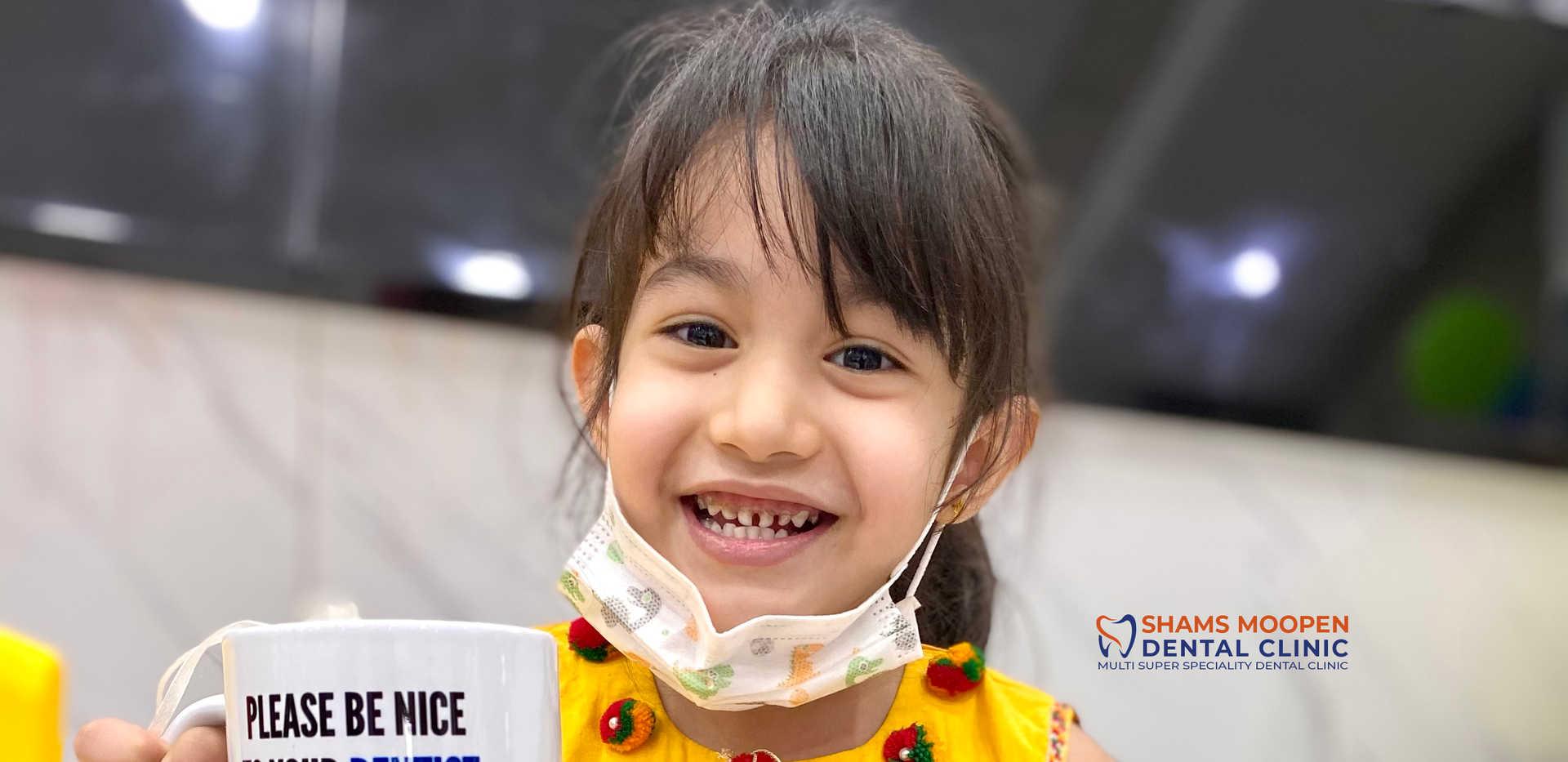 World Children's Day Event 2020 Shams Moopen Dental Clinic