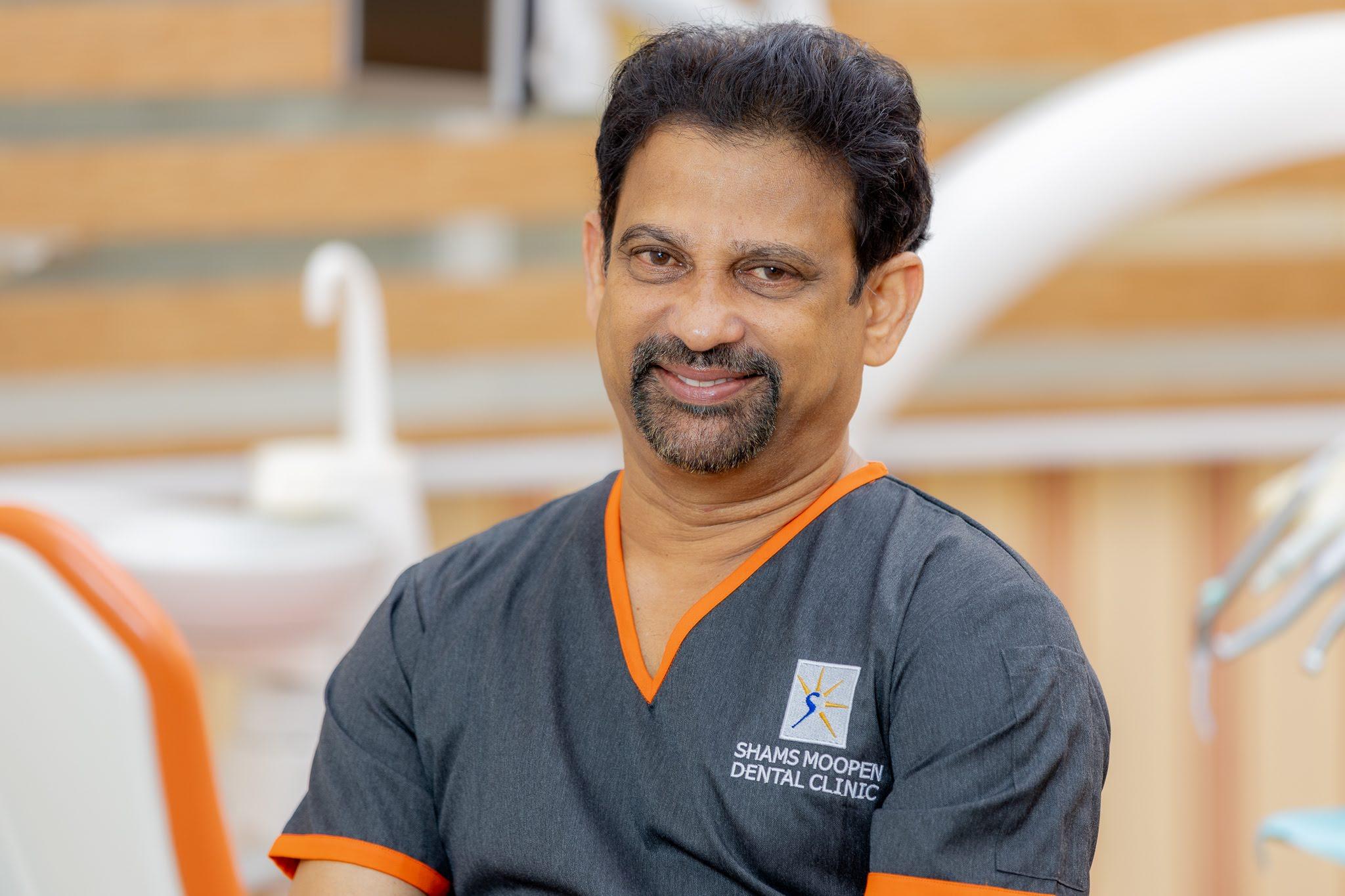 Dr Shams Moopen