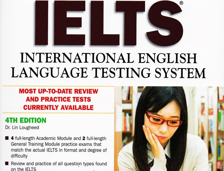 Barron's Guide for IELTS 4th Ed.
