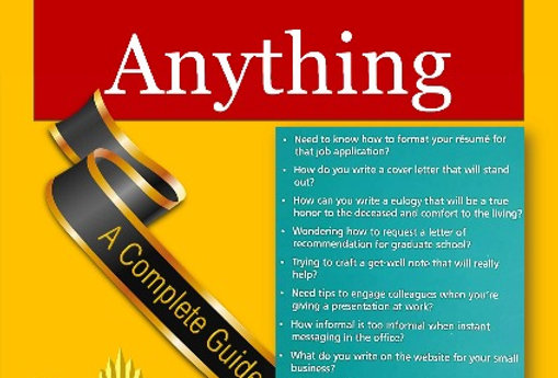 Write Anything - English Writing Skills and Samples