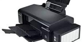 طابعة Epson 805 WiFi للصور والأقراص المدمجة