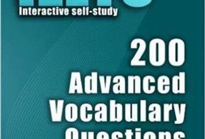 200 سؤال مفردات متقدمة
