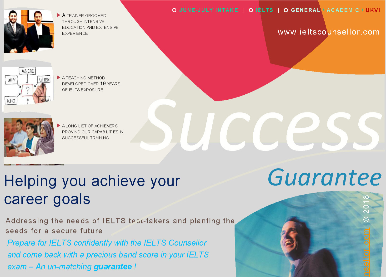IELTS Preparation through IELTS Counsell