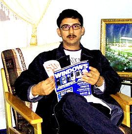 Mr. Saif