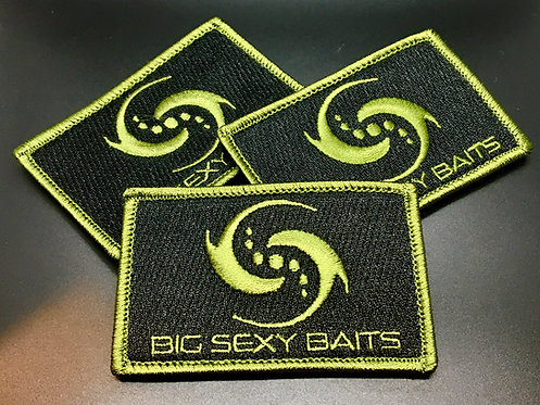"2"" x 3"" BSB Patch"