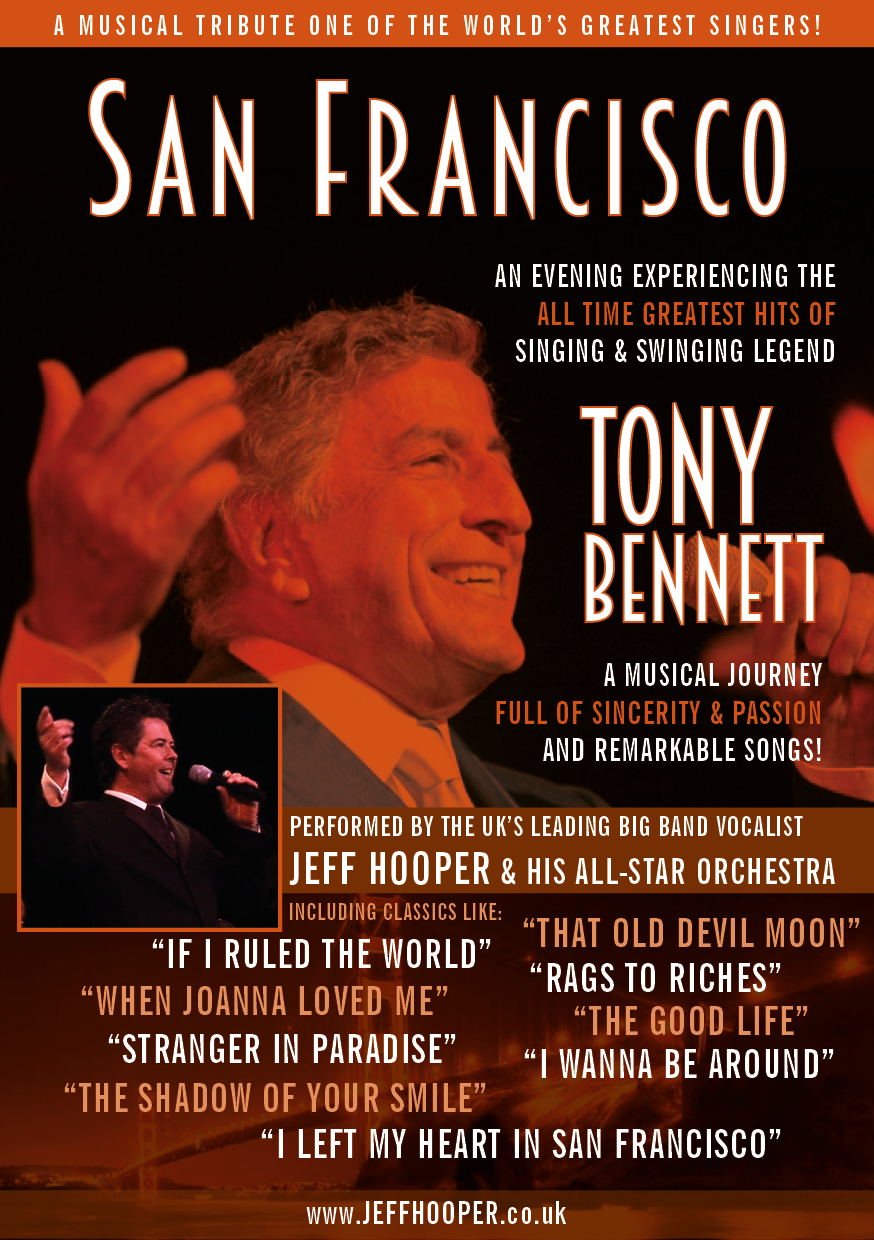 Tony Bennett at 90 Jeff Hooper