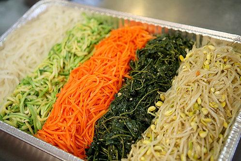 Veggie mix 비빔밥 나물