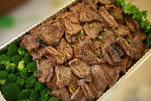 BBQ Beef short rib 갈비