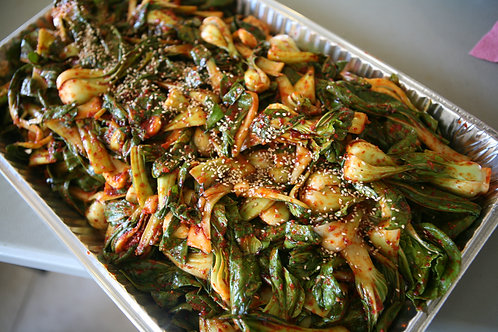 Bokchoie salad 청경채 겉절이