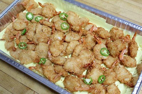Coconut shrimp 코코넛 새우