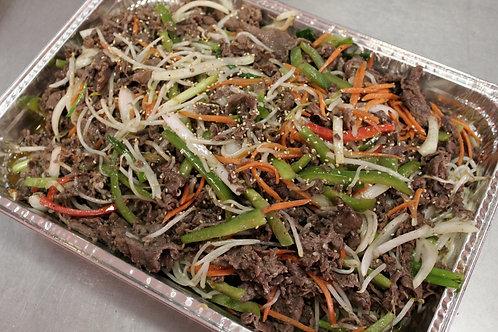 Mongolian Beef 몽골리안 비프