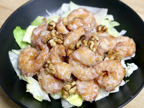 Honey shrimp combo