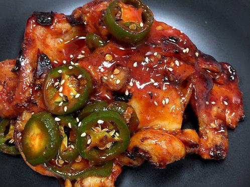 BBQ Chilly chicken 칠리 치킨