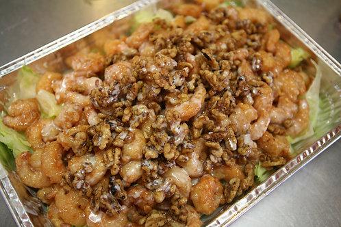 Honey shrimp 허니 새우