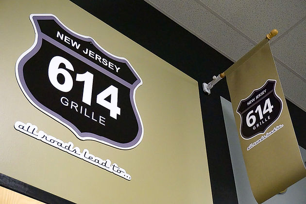 614 Grille Total Turf Experience