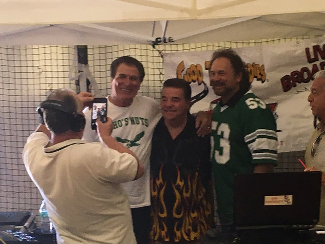 Vince Papale Total Turf Experience