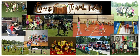 Camp Total Turf Kids Summer Camp