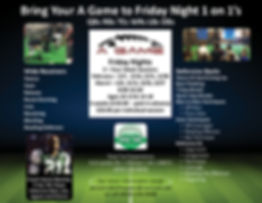 A Game Football Camp Total Turf Experience