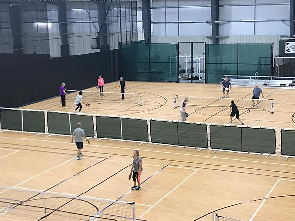 south jersey pickleball at Total Turf Experience