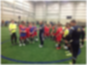 Total Turf Experience Soccer Camp