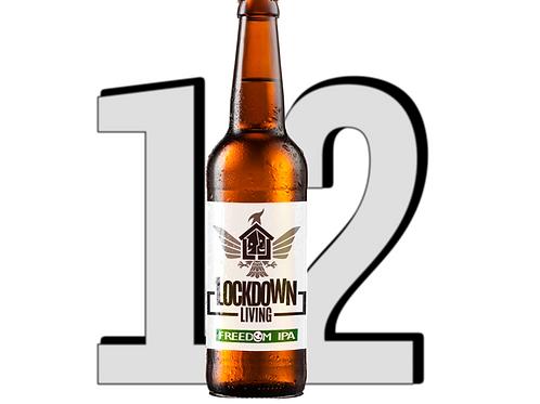 12 Pack - Freedom IPA (330ml)