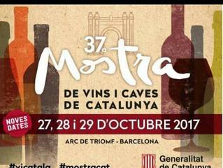 37ª Mostra de Vins i Caves de Catalunya