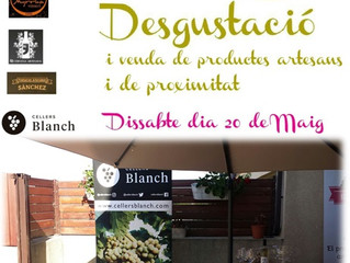 Degustació productes de proximitat -      La Manduca (20/05/2017)