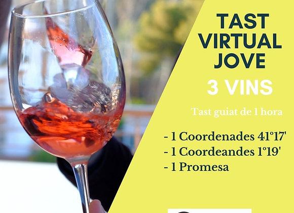 TAST VIRTUAL JOVE - 3 Vins