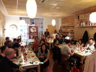 Presentació al Umami Barcelona