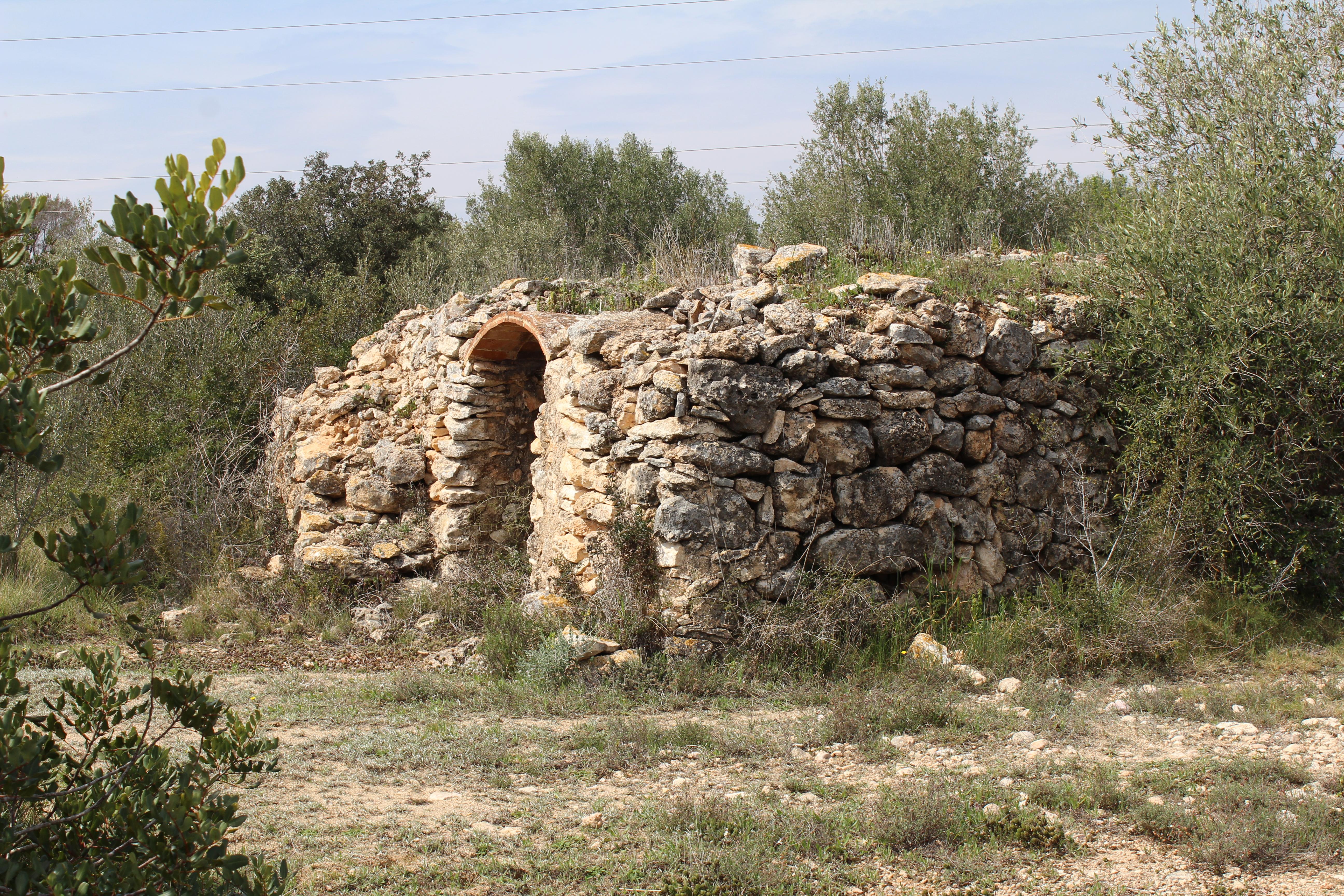 Casa de pedra - Cellers Blanch