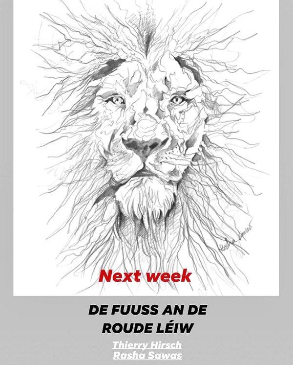 My lion 2019