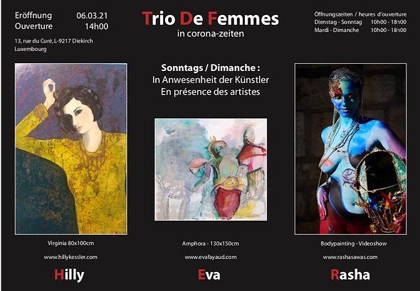 Trio De Femmes