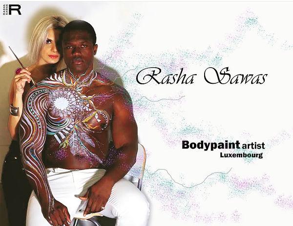Body painting 2020