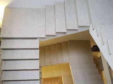Lihvitud betoonist trepiastmed