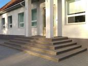 Vaida Põhikooli trepikatteplaadid