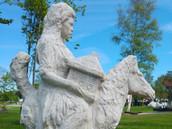 Jass Kaselaane skulptuurid Maarjamäe Filmimuuseumis