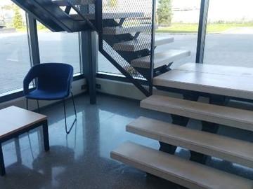 Swecon büroo ja töökoja trepiplaadid - valmistamine ja paigaldus