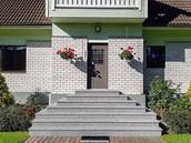 Eramu välistrepi katteplaadid - valmistamine ja paigaldus