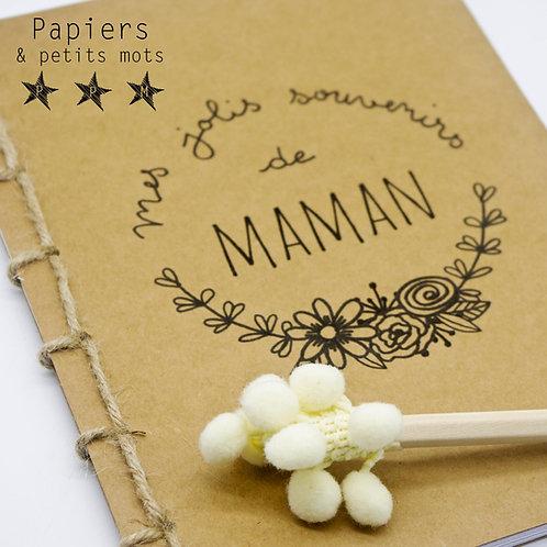 Carnet Souvenirs de Maman