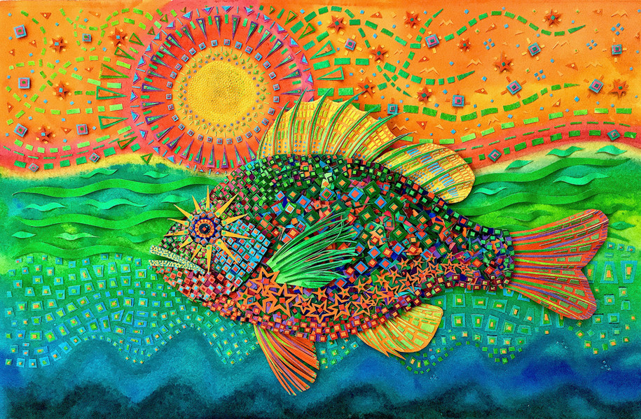 Scrapfish: Sunfish