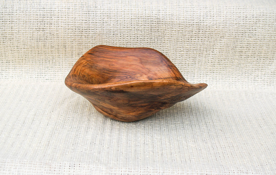 Magnolia Burl Bowl