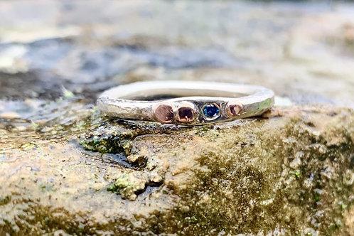 Bluediamond ring