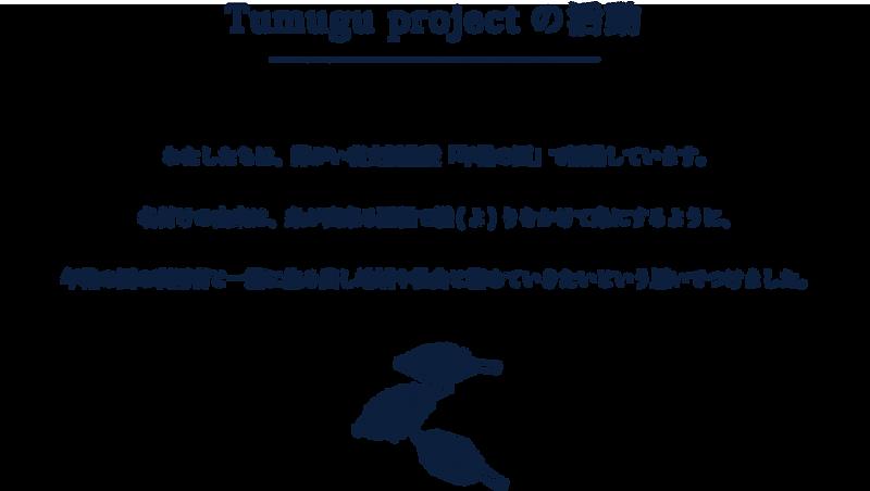 Tumugu projectの活動