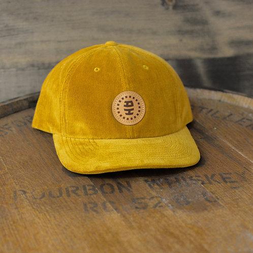 CASK CORDUROY CAP