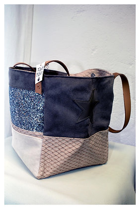 Sac Cabas brillant