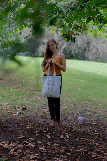 No Ordinary Tote. A Tote by Wittenhearst - Pastel Blue